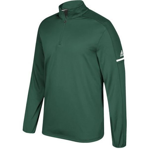 Picture of adidas Game Built Long Sleeve 1/4 Zip